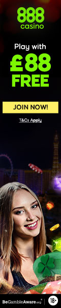 888 Casino UK March 2019