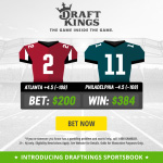DraftKings: Sportsbook - US - iOS - S2S January